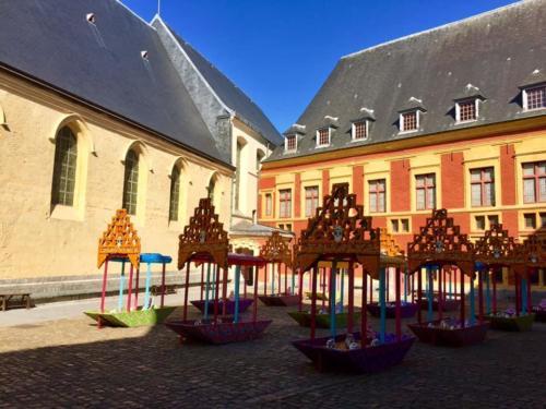 Evenement entreprise HOP Musée de l'Hospice Comtesse de Lille